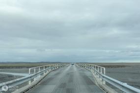 most z miejscami do mijania