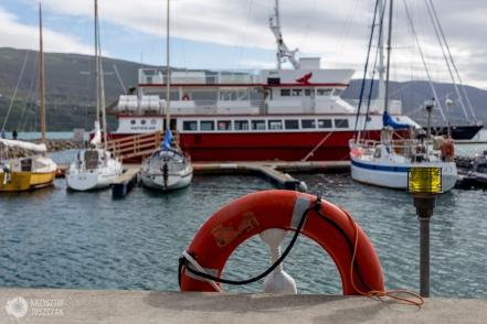 Port w Akureyri