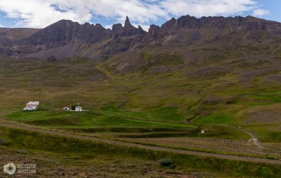 dolina Öxnadalur