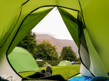 Glen Nevis Varavan and Camping Park