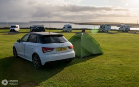 Thurso bay caravan & camping park