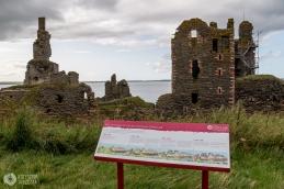 Sinclair Girnigoe Castle