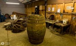 Tomatin distillery